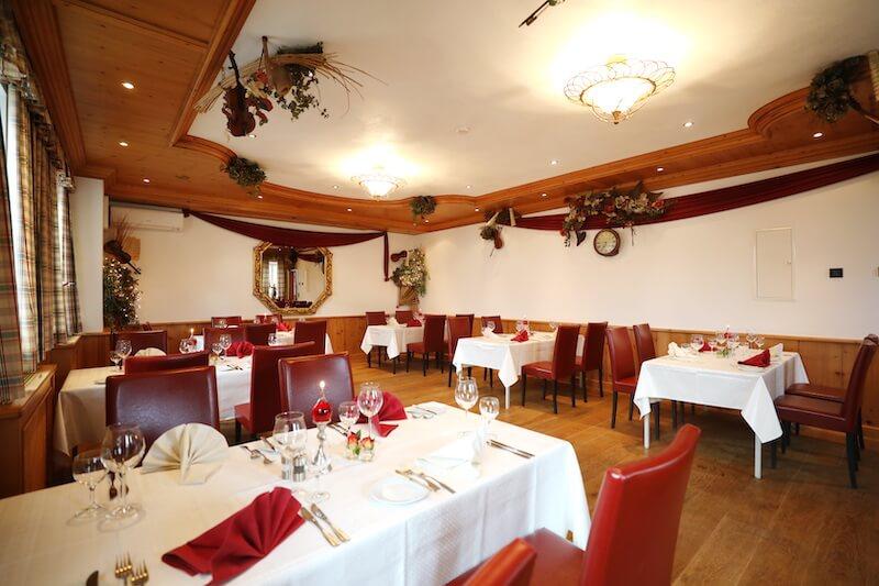 Restaurant & Location